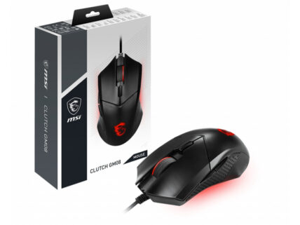 MSI Mouse Clutch GM08 Gaming | S12-0401800-CLA