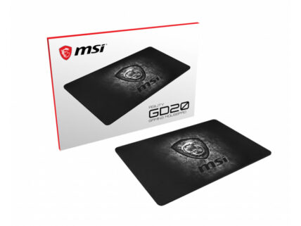MSI Mouse Pad Agility GD20 GAMING Mousepad   J02-VXXXXX4-EB9