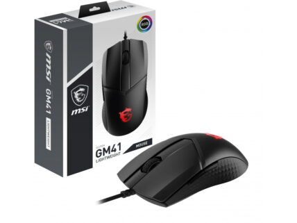 MSI Mouse Clutch GM41 Lightweight - GAMING | S12-0401860-C54